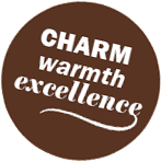 Charm, warmth, excellence