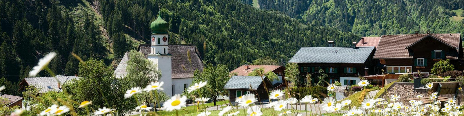 St. Gallenkirch im Montafon